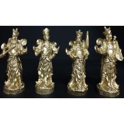 Dioses de las Direcciones Cardinales