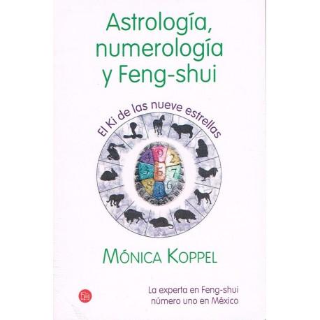 Astrología, numerología y Feng Shui